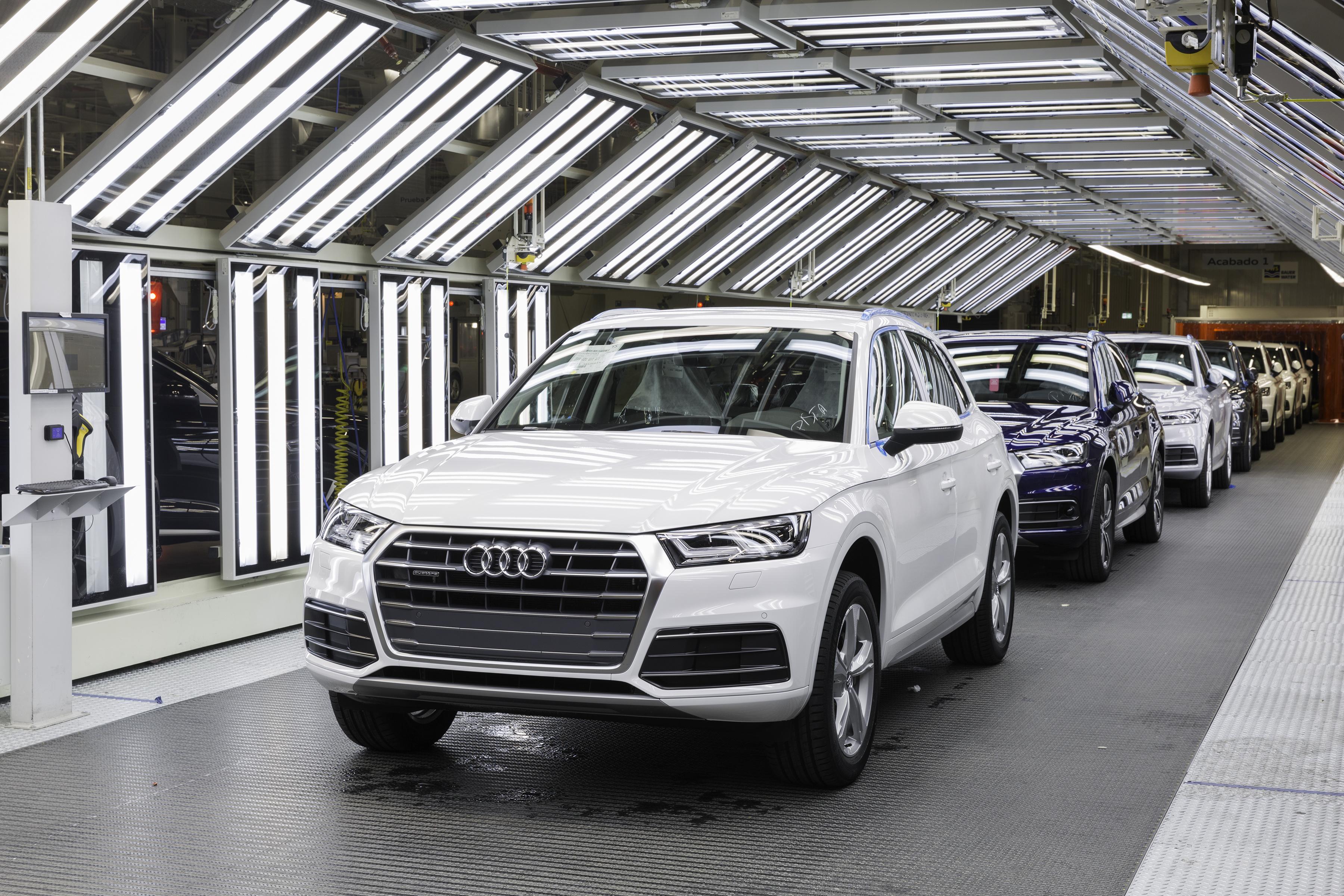 Planta Audi