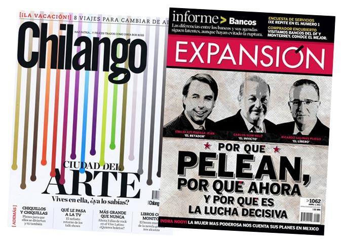 Grupo Expansión. Revistas.