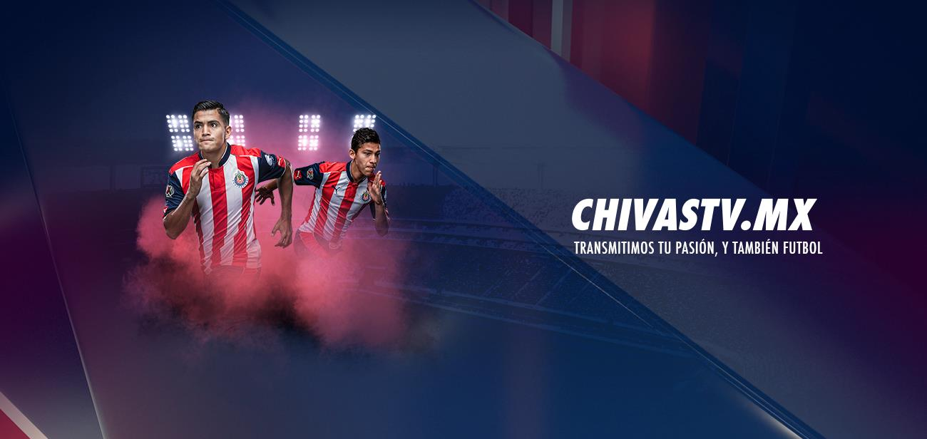 Chivas TV. Promo de Facebook.