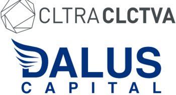 Logotipos de Cultura Colectiva y Dalus Capital.