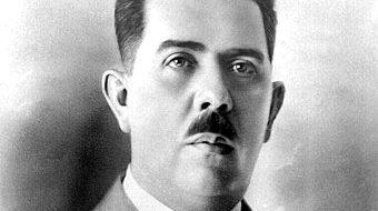 General Lázaro Cárdenas, presidente de México 1934-1940.