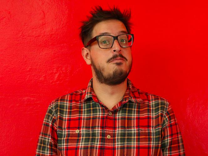 Javier Baxter Aceves, editor en jefe de BuzzFeed México.
