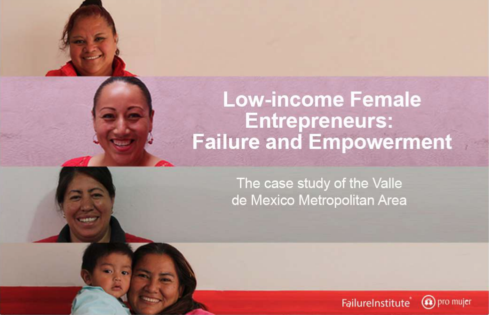 Low-income Female Entrepreneurs: Failure and Empowerment