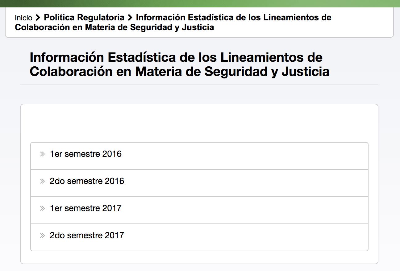 El IFT informó por primera y última vez sobre la intervención de comunicaciones privadas en México.