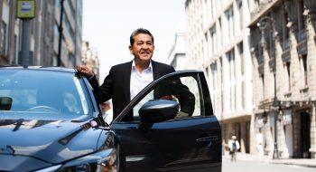 Uber en México, imagen corporativa. Foto: Cortesía Uber México